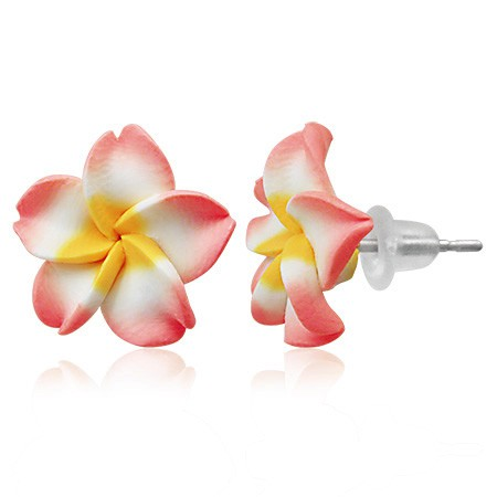 Pink Rockabilly Blüte