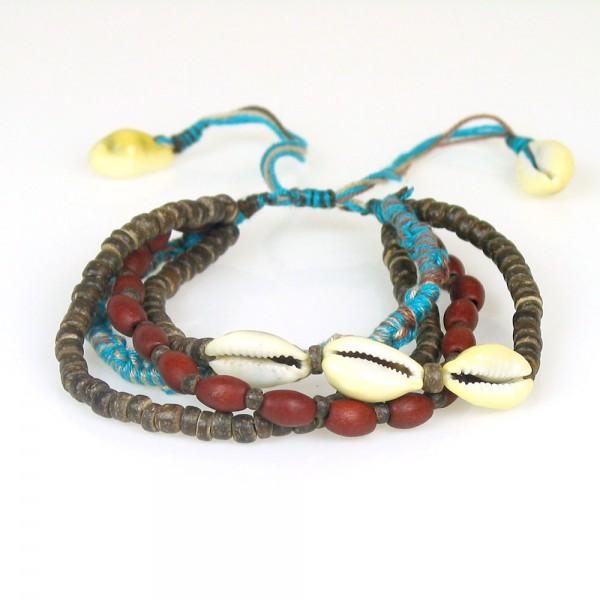 Kokos Kauri Armband