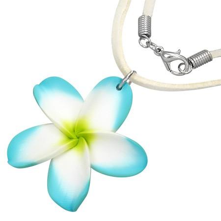 Plumeria Karibik Halskette